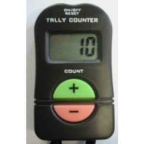 Plus Minus Electronic Hand Tally Counter