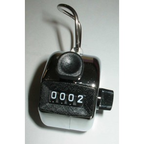 Manual Hand Tally Counter