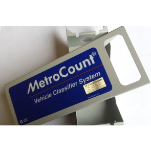 Metrocount Metal Enclosure